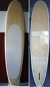 Bamboo Paddle Board - GREAT PRICE!!