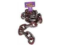 Jumbo halloween costume chain prisoner
