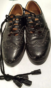 Scottish Ghillie Brogues (Shoes)