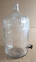 Glass Carboy with tap