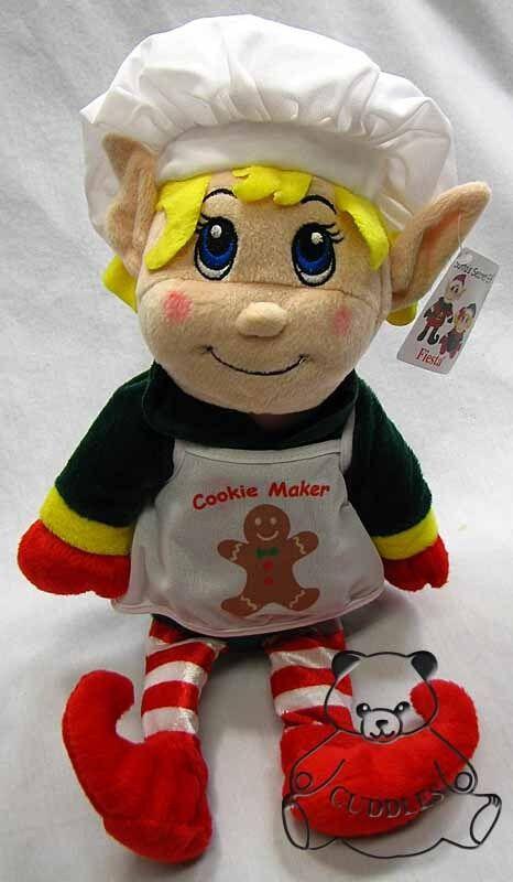 Stuffed Elf Ebay