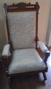 Beautiful Old Rocking Chair $50