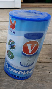5 pack of Type V pool filters (2 per pack). New