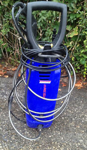 Good Working Simonize 1650 POWER Washer SEE VIDEO