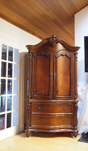 High End, Quality, Wooden Armoire