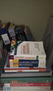 Practical Nursing Textbooks - 1st and 2nd year textbooks