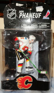 Dion Phaneuf Hockey Player McFarlane NHL Figurine