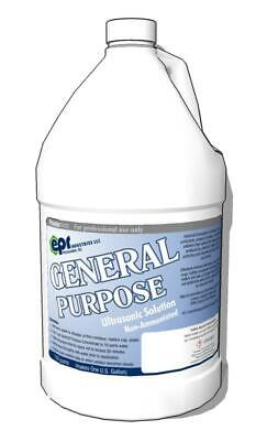 Dental General Purpose Cleaner Non-ammoniated Ultrasonic Solution - 1 Gallon