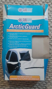 Arctic Guard - Windshield cover, excellent condition.