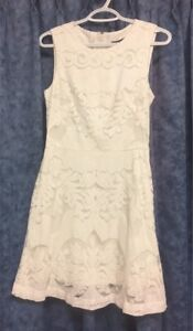 Dress with tags, size 6 (M)
