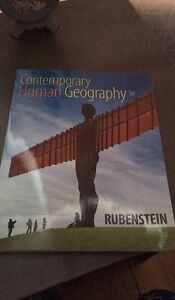 Contemporary human geography  Peterborough Peterborough Area image 1