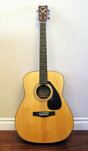 Yamaha FG403 Acoustic Guitar North Shore Greater Vancouver Area image 1