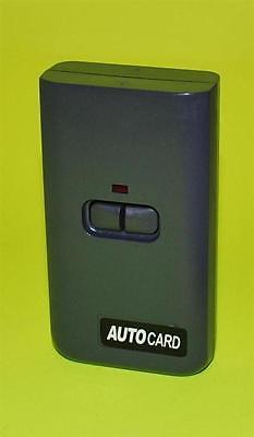 Acard-dbt Honeywell Northern Comp. Nc-acarddbt 2 Button A-card 26bit Clikcard