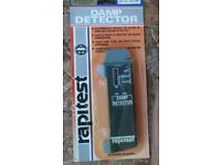 ELECTRONIC DAMPNESS TESTER