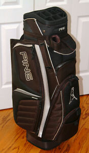 Gently Used Ping Golf Cart Bag