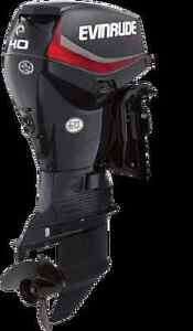 CLEAROUT SALE ON NEW NON CURRENT EVINRUDE ETEC'S!