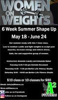 Women On Weights 6 Week Summer Shape Up