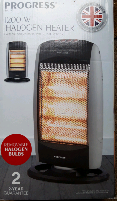 00 watt halogen portable heater
