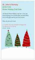 Winter Holiday Craft Sale - St. John's Norway