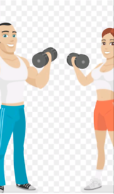 Fitness instructor(personal trainer)