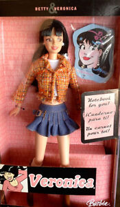 *NEW* 2005 BARBIE ARCHIE COMICS VERONICA DOLL Prince George British Columbia image 1