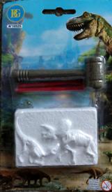 Dinosaur Excavation Kit - NEW