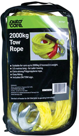 Auto care 2000kg tow rope