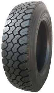 6, 245/70R19.5 H TIRES FOR SALE