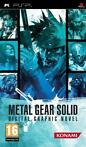 Metal Gear Solid Digital Graphic Novel (Sony PSP)