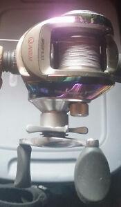 PRICE DROP!! Quantum reels and St Croix rods