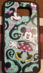 Disney samsung S6 phone case