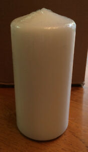 Large Pillar Candle - for Wedding?