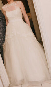 Wedding dress, Vera Wang Size 6