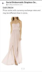 Elegant Bridesmaid/Prom Dress