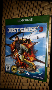 BRAND NEW Sealed  Just cause 3