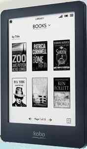 Reconditioned LIKE NEW condition KOBO VOX eREADER + WARRANTY