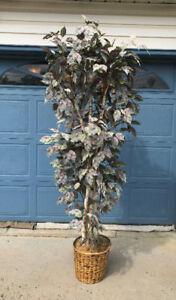 X-LARGE ARTIFICIAL FICUS TREE