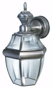 Various Outdoor Lighting Fixtures