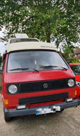 Vw t25 campervan westfalia joker 1985 1.9 diesel