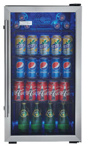 Danby Designer Stainless Steel Bar Fridge