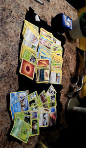 pokemon cards lot