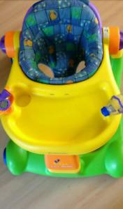 baby walker with wheels