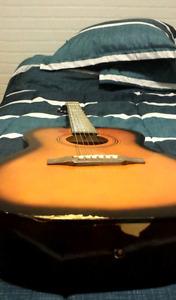 Une belle guitare !