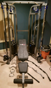 Cable Machine Functional Trainer
