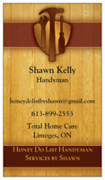 Honey do handyman services by Shawn