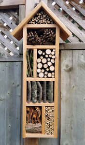 Insect House / Bug Box / Lady Bug / Lacewing Bug / Solitary Bees