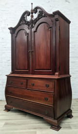 Dutch Style Wardrobe/Chest Of Drawers (DELIVERY AVAILABLE)