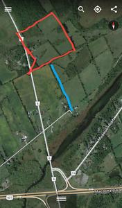 40 Acres on County Road 6, 10 minutes to Cat Centre Kingston Kingston Area image 10
