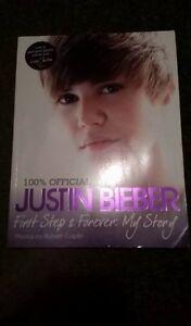 Justin Bieber - First Step to Forever My Story