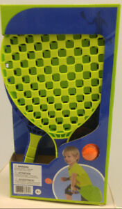 New Kids Tennis Set Youth Game Children Toy Racket Sport Present